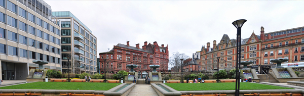Sheffield parking